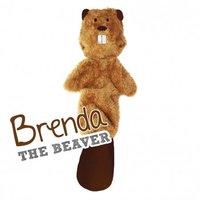 Beco Stuffing Beaver medium