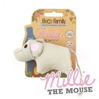 Beco plush toy Millie the mouse