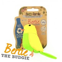 Beco plush toy Bertie the budgie