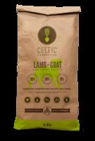 Celtic Connection lam met geit & zoete aardappel 12 kg