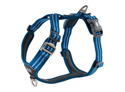 Dog Copenhagen harnas comfort walk air blauw